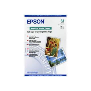 C13S041344 – Epson Archival Matte Paper