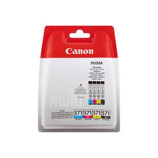 0386C005 – Canon CLI-571 C/M/Y/BK Value Pack