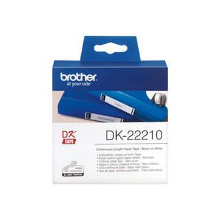 DK22210 – Brother DK-22210