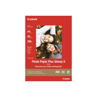 2311B053 – Canon Photo Paper Plus Glossy II PP-201