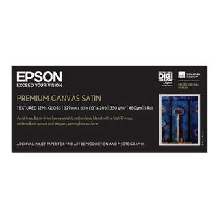 C13S041845 – Epson PremierArt Water Resistant Canvas
