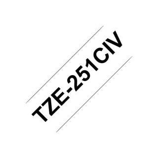TZE231CIV – Brother TZe-231CIV
