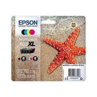 C13T03A64010 – Epson 603XL Multipack