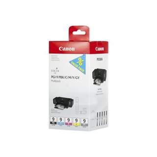 1034B013 – Canon PGI-9 PBK/C/M/Y/GY Multi-Pack