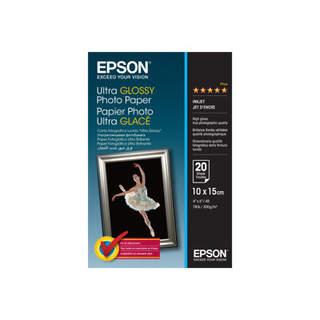 C13S041926 – Epson Ultra Glossy Photo Paper