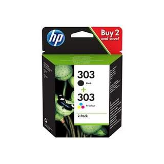 3YM92AE#301 – HP 303 Combo Pack