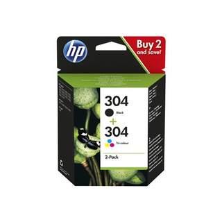 3JB05AE – HP 304 Combo Pack