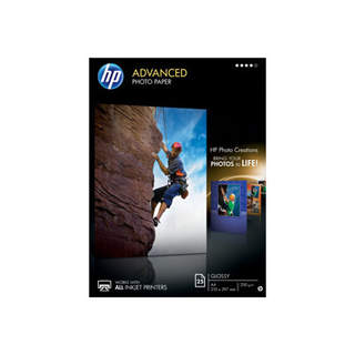 Q5456A – HP Advanced Glossy Photo Paper