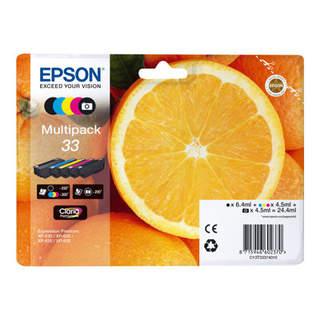 C13T33374011 – Epson 33 Multipack
