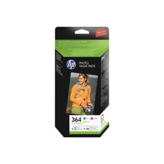 T9D88EE#301 – HP 364 Series Photo Value Pack