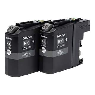 LC123BKBP2DR – Brother LC123BK