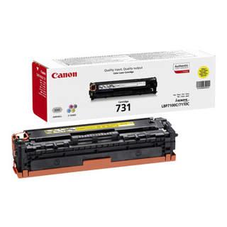 6269B002 – Canon 731 Y
