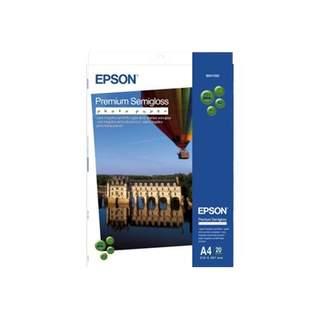 C13S041338 – Epson Premium Semigloss Photo Paper