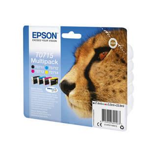 C13T07154012 – Epson T0715 Multipack