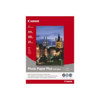 1686B018 – Canon Photo Paper Plus SG-201